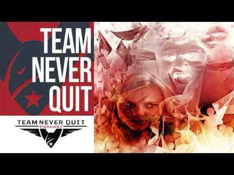 Comedy- Never Quit Podcast- EP.#38: Lara Logan – Survivor of Near Death Sexual Assault