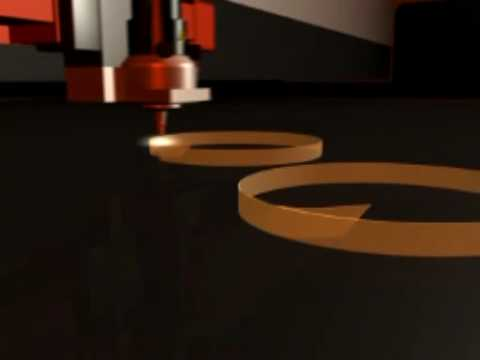 ACE Bystronic Laser Cutting Machine.mpg