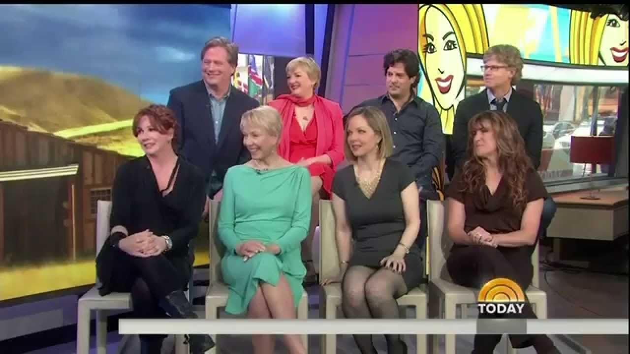 little house on the prairie today show reunion april 30 2014 - youtube