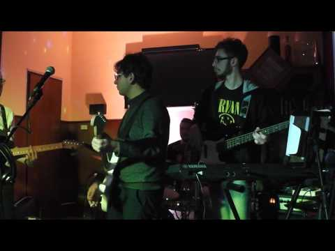 All Lovers Are Deranged - David Gilmour Tribute Band [4/11]