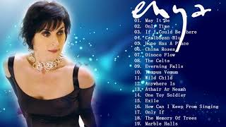 Gambar cover The Very Best Of ENYA Collection 2018 - ENYA Greatest Hits Full Album Ever