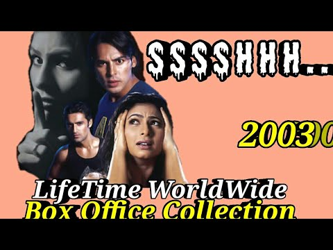 SSSSHHH... 2003 Bollywood Movie LifeTime WorldWide Box Office Collection Rating Songs Cast