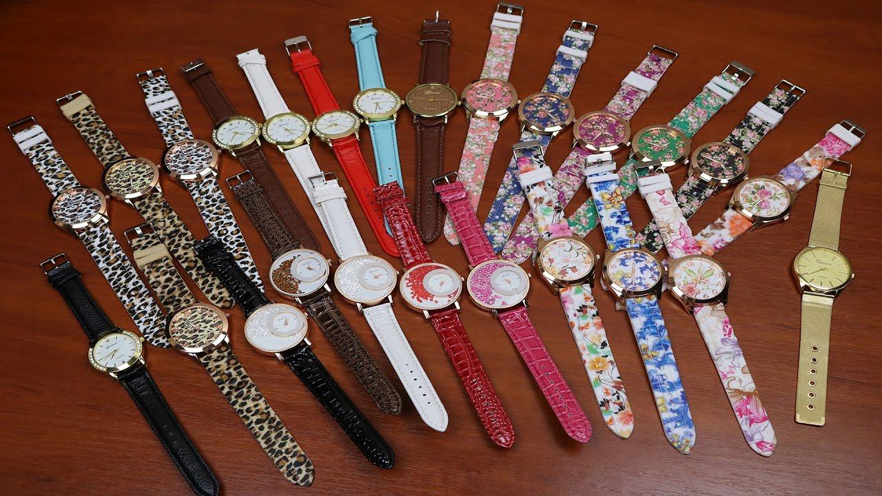 Женские наручные часы из Китая на Aliexpress цены как на .