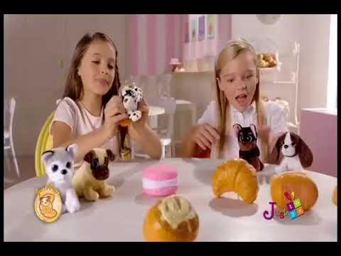 Sweet Pups Γλυκιά Έκπληξη με Σκυλάκι - 12 Σχέδια