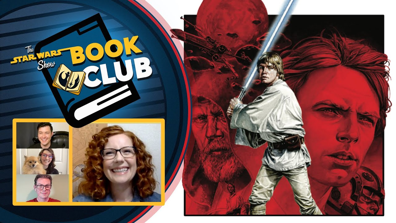 The Legends of Luke Skywalker | The Star Wars Show Book Club
