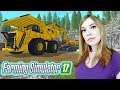 First Excavator and Gold Mining Farming Simulator 2017 Multiplayer | LS17 Maps FS2017 mods