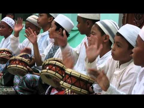 Tim Marawis Masjid Raudhatul Jannah Bekasi