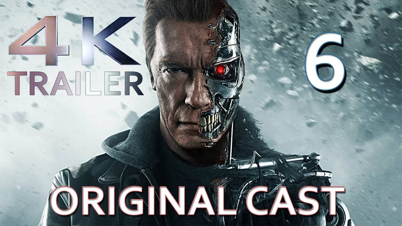 Terminator 6 Trailer