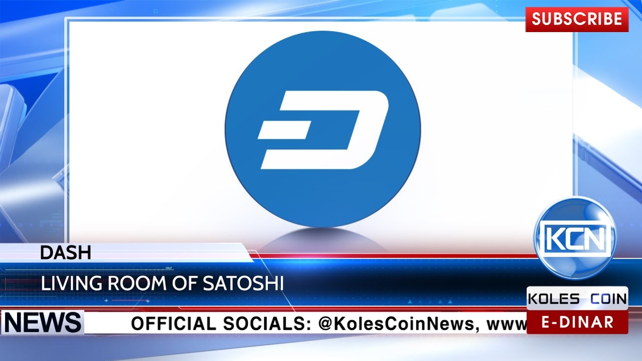 Kcn News Dash Living Room Of Satoshi Everyday Bills In