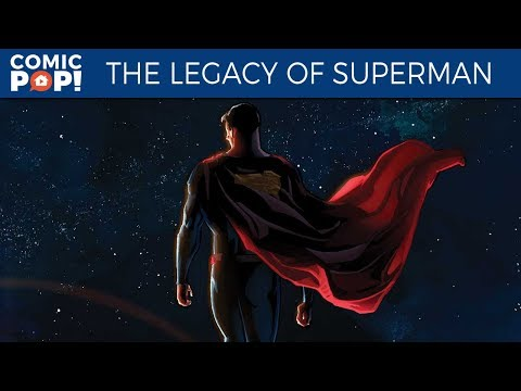 The Legacy of Superman ft Jawiin #ElseworldsExchange