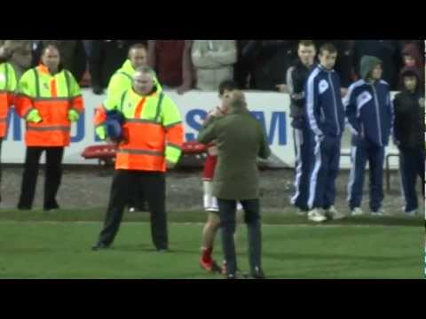 Post Match - Swindon Town F.C. vs Carlisle United F.C. 05.01.13