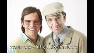 Baumann und Clausen - Alfred Live im Radio [27.01.2009]