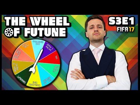 THE WHEEL OF FUTUNE! - S3E1 - Fifa 17 Ultimate Team