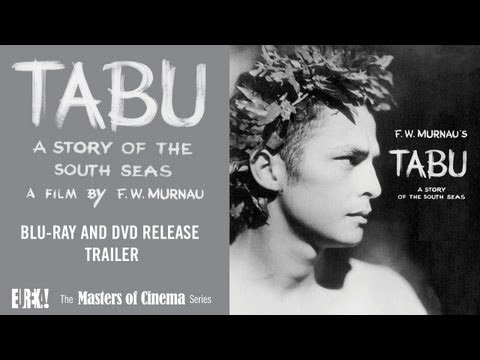Murnau's TABU (Story of the South Seas) Masters of Cinema Trailer