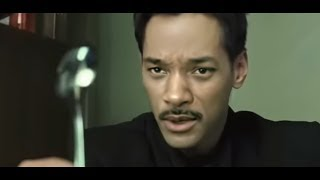 Что если бы Уилл Смит сыграл Нео в фильме ,,Матрица''?