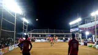 Volleyball Trails Indian Navy and Services