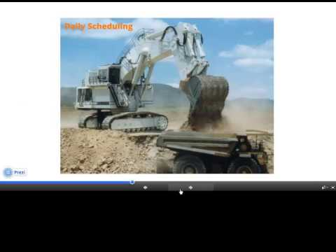 Mine Planning Best Practice