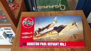 Air Fix 1/72 Boulton Paul Defiant Mk.1