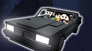 ДОЛГАЯ ТЬМА - Minecraft Сериал - 9 Серия | Машина