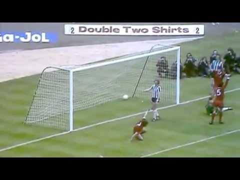 Five Great Kevin Keegan Goals At Liverpool FC