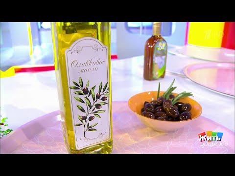 Знай наших: льняное масло против оливкового. Жить здорово!  25.10.2019