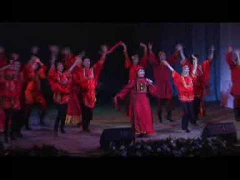 Надежда Бабкина и ансамбль Русская песня - Сёмый