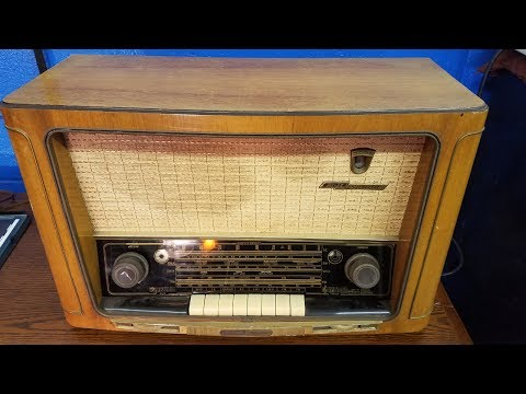 Grundig Majestic 3035 Radio Repair Full 720p