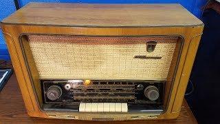 Grundig Majestic 3035 Radio Repair Full 720p