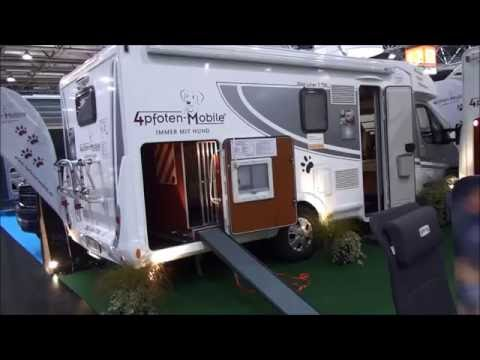 A Motorhome For Dogs : The Dog Liner T730