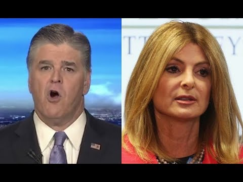 """""""She lied about President Trump"""" Sean Hannity RIPS Lisa Bloom to SHREDS"""