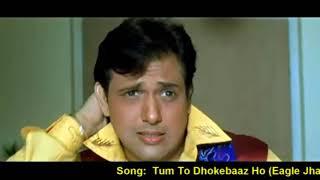 Tum To Dhokebaaz Ho (Eagle Jhankar - 720p) - Saajan Chale Sasural - Kumar Sanu &_HD
