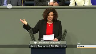 Amira Mohamed Ali, DIE LINKE: Den Agrar- und Lebensmittelkonzernen die Stirn bieten