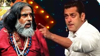 Salman khan BLASTS Swami Omji For <b>PEEING</b> In Front Of Girls ...