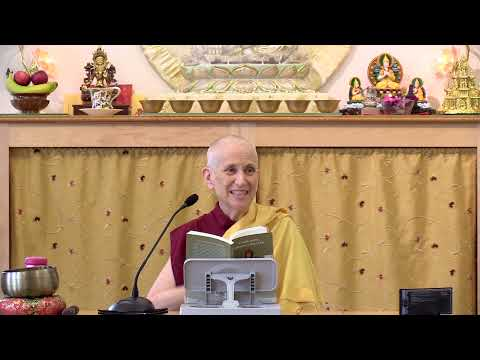 58 Engaging in the Bodhisattva's Deeds: Unhappiness Fuels Anger 08-19-21