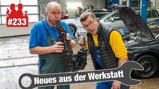 SO verkokt ist der 5er BMW! 😳 Muss die Ansaugbrücke neu? | Biotop-Alarm! Golf mit 2 Wasserproblemen!