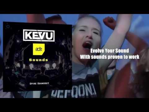 KEVU ADE SOUNDS Festival House Soundset For Spire