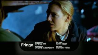 Fringe season 2 Trailer HD