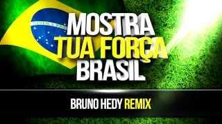 Mix: As Melhores Musicas Da Seleção Brasileira Para Copa 2018