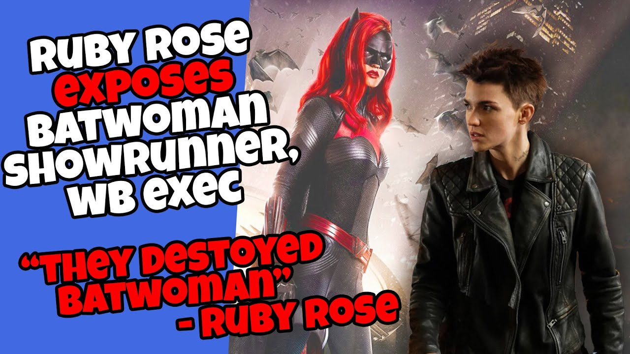 Ruby Rose claims misconduct on 'Batwoman'; Warner Bros. says it ...