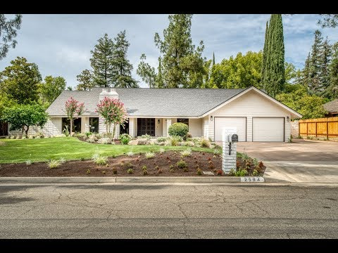 FRESNO REAL ESTATE | 2594 W Ellery Ave, Fresno, Ca 93711