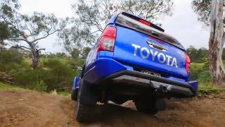 The ARB Summit rear step tow bar combines the protection of a rear ...