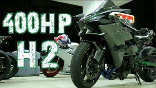 400HP Kawasaki H2 - 1300HP GTR - Nitrous Hayabusa