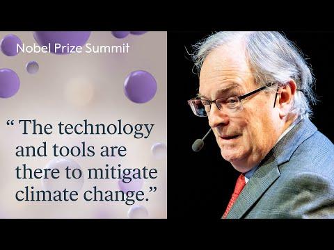 Nobel laureates Stanley Whittingham and David Gross: Technology's Promise