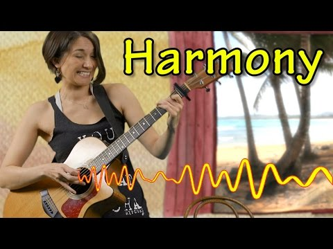 What is Harmony? The Math Behind Music – Harmony Definition (Music Lessons)