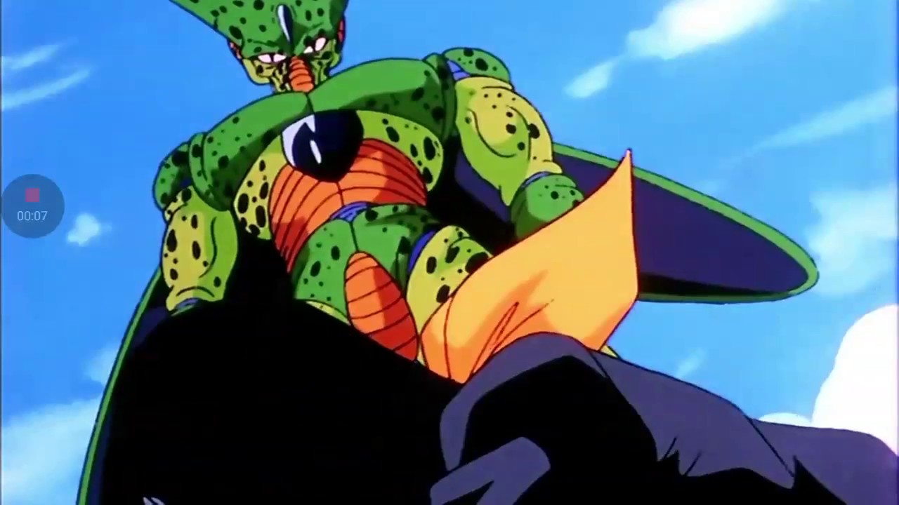 Cell fucking the androids