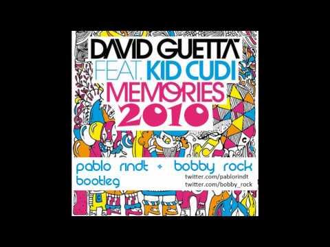 David Guetta Ft. Kid Cudi - Memories 2010 (Pablo R...