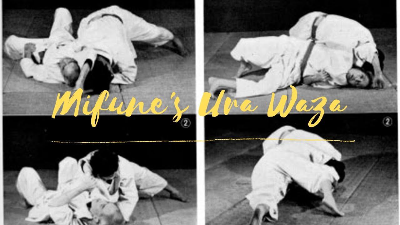 Kyuzo Mifune's lost tricks and escapes (Ura Waza) 三船久蔵