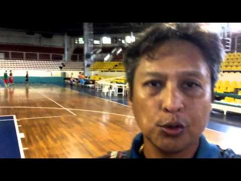 Rizal Memorial Coliseum Series 2- Basketball Court