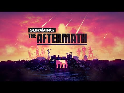 Surviving the Aftermath Announcement Trailer