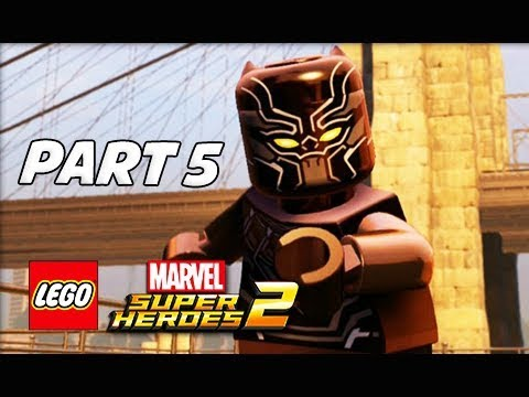 marvel lego level 5